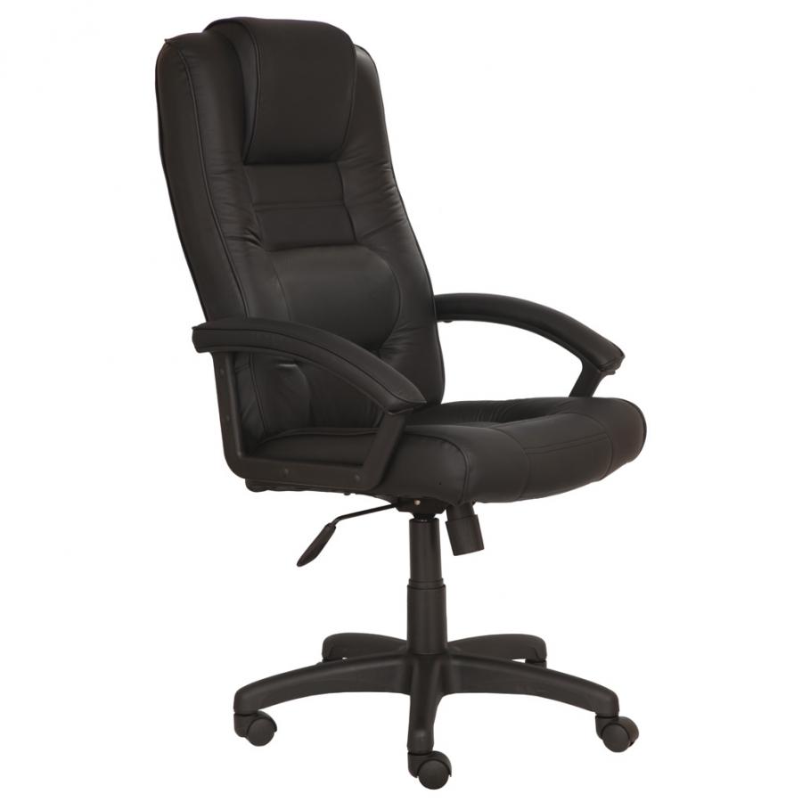 Кресло кожаное Леонардо 2 (120гр) Пинскдрев 6